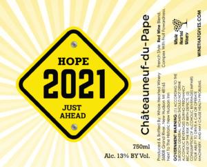 hope ahead CDP-01